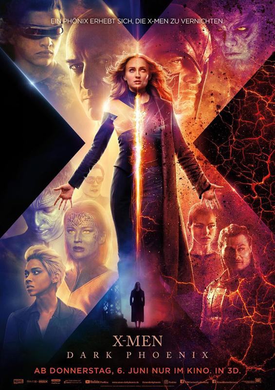 X-Men ~ Dark Phoenix