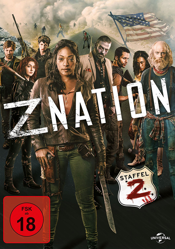 Z Nation ~ Staffel 2