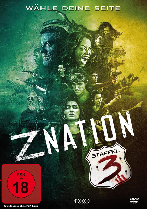 Z Nation ~ Staffel 3