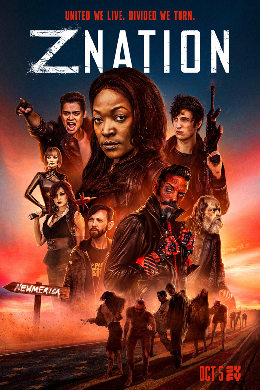 Z Nation ~ Staffel 4