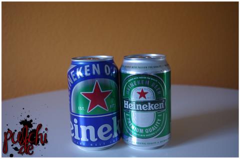 Heineken 0.0 || Heineken Bier