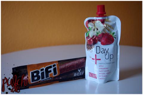 BiFi Beef || DayUp Classic Red