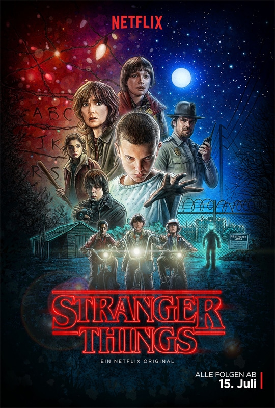 Stranger Things ~ Staffel 1