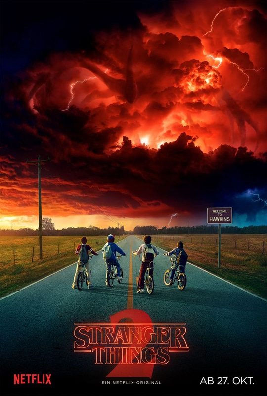 Stranger Things - Staffel 2