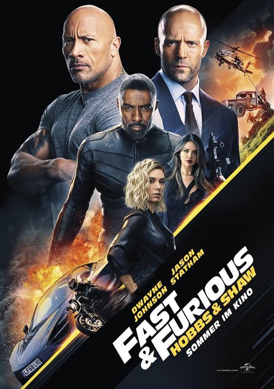Fast & Furious ~ Hobbs & Shaw