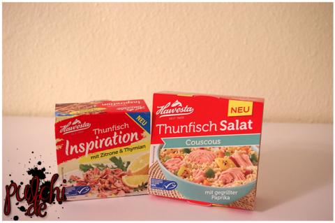 HAWESTA Thunfisch Inspiration mit Zitrone & Thymian || HAWESTA Thunfischsalat Couscous