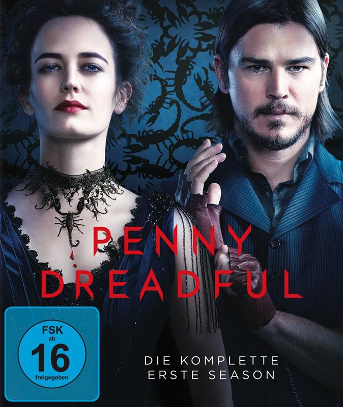 Penny Dreadful ~ Staffel 1
