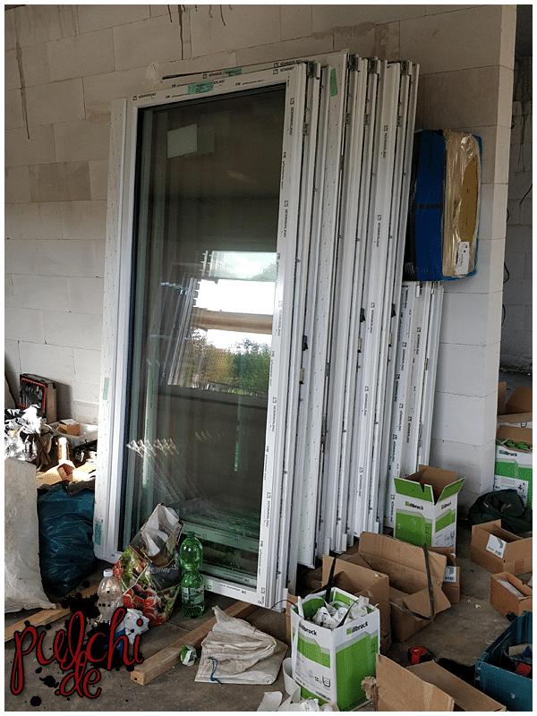 #0942 [Session-Life] Bautagebuch ~ Fenster und Türen ~ Das Haus ist dicht