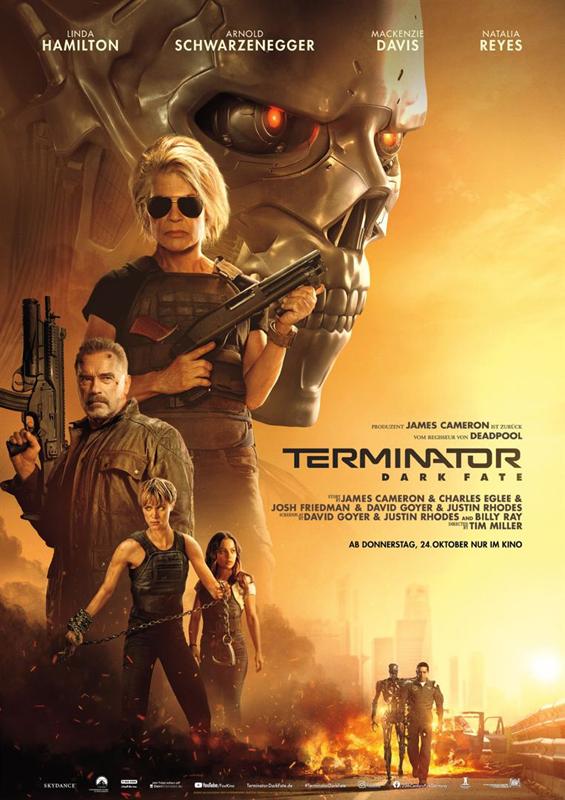 Terminator 6 ~ Dark Fate