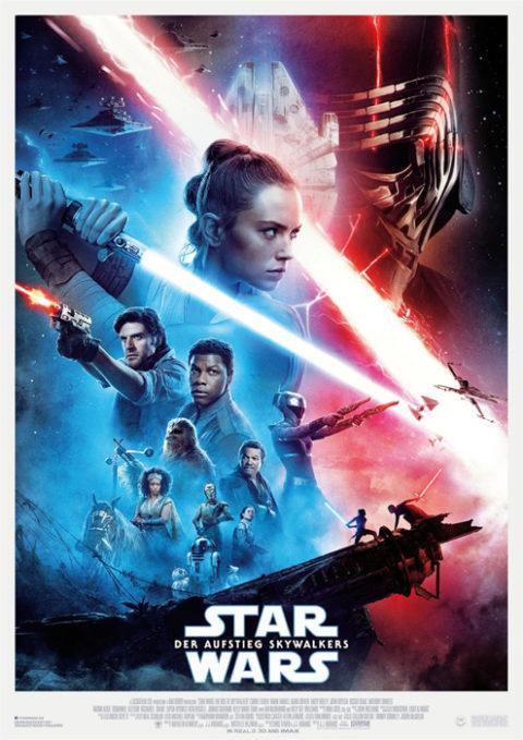 Star Wars ~ Episode IX ~ Der Aufstieg Skywalkers
