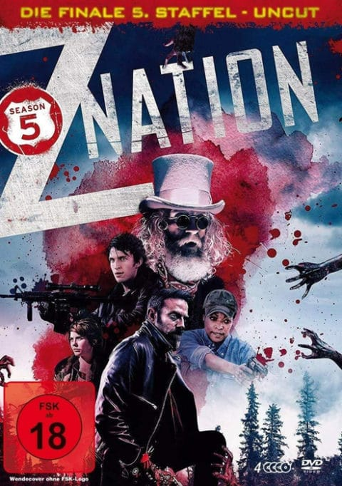 Z Nation ~ Staffel 5