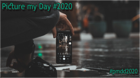 """Picture my Day"" Day #2020 ~ Januar"