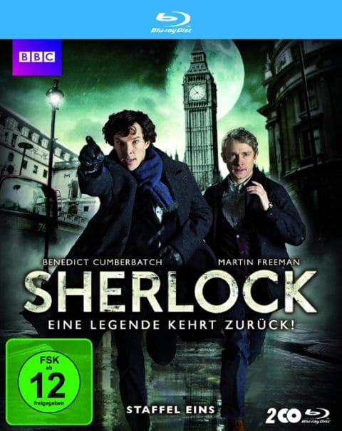 Sherlock ~ Staffel 1