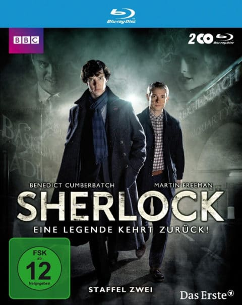 Sherlock ~ Staffel 2
