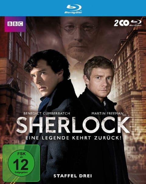 Sherlock ~ Staffel 3