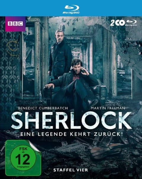 Sherlock ~ Staffel 4