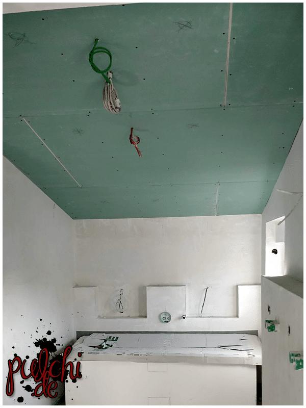 #0986 [Session-Life] Bautagebuch ~ Trockenbau II ~ Der Rigips kommt