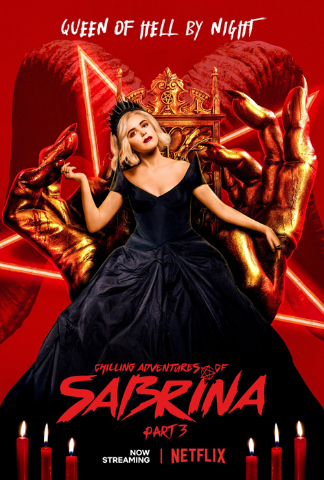 Chilling Adventures of Sabrina ~ Staffel 3