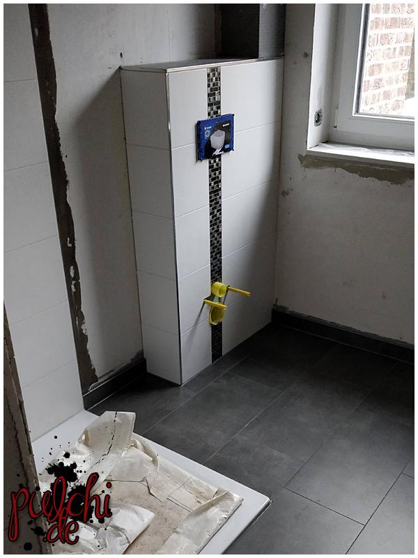 #0994 [Session-Life] Bautagebuch ~ Fliesenarbeiten ~ Schick schick