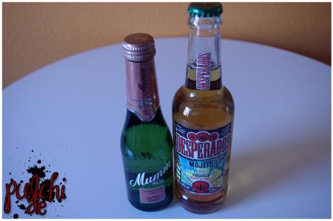 Mumm Jahrgangssekt Rosé Dry || Desperados Mojito