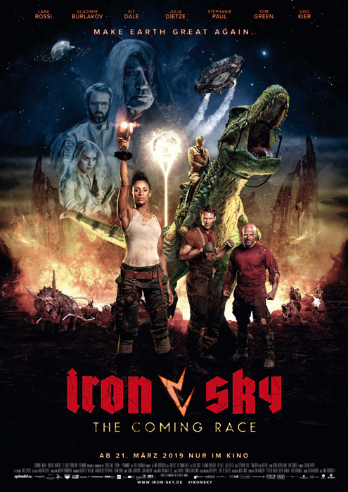 Iron Sky 2 ~ The Coming Race