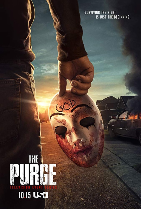 The Purge ~ Staffel 2