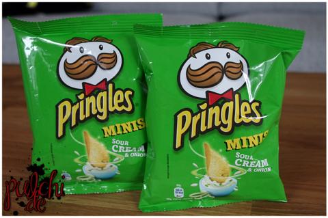 Pringles Minis Sour Cream & Onion