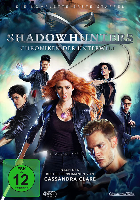 Shadowhunters ~ The Mortal Instruments ~ Staffel 1