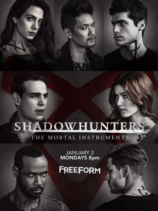 Shadowhunters ~ The Mortal Instruments ~ Staffel 2