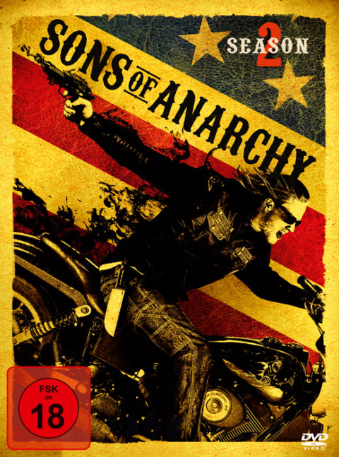 Sons of Anarchy ~ Staffel 2