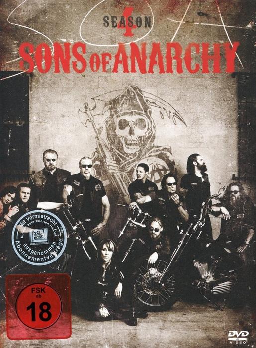 Sons of Anarchy ~ Staffel 4