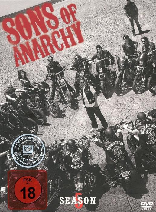 Sons of Anarchy ~ Staffel 5