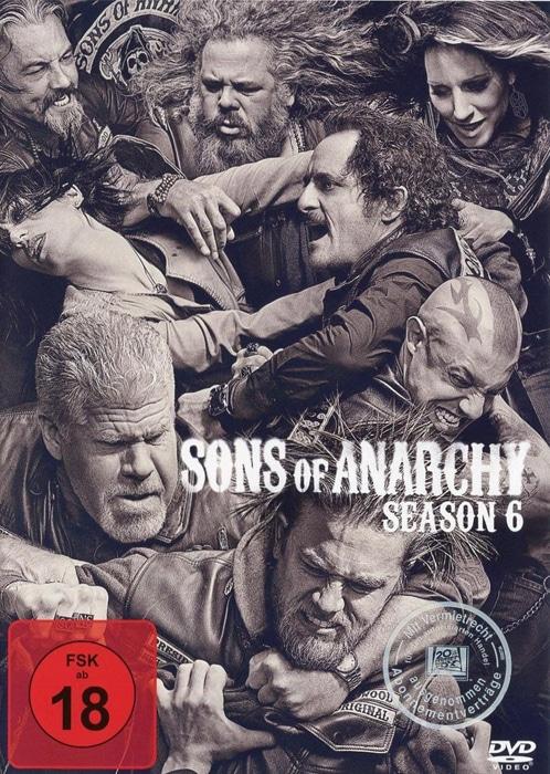 Sons of Anarchy ~ Staffel 6