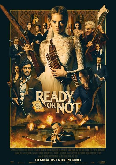 Ready Or Not ~ Auf die Plätze, fertig, tot