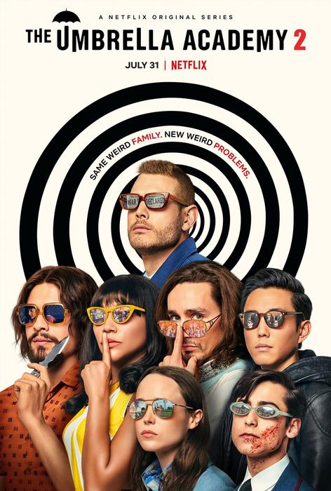 The Umbrella Academy ~ Staffel 2
