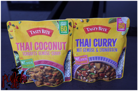 Tasty Bite Thai Coconut || Tasty Bite Thai Curry