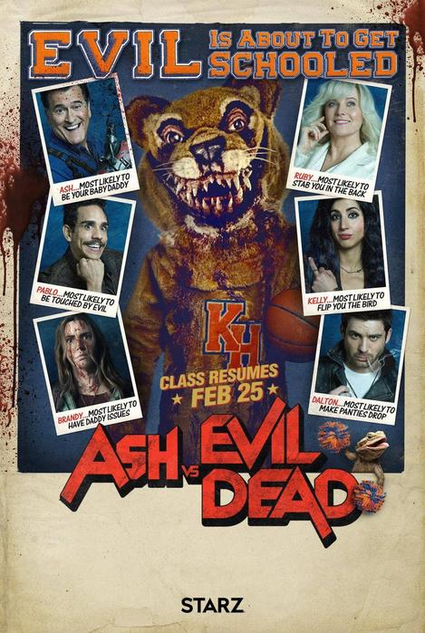Ash vs Evil Dead ~ Staffel 3