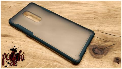 Mobigear Shockproof Hardcase Case Grün OnePlus 8