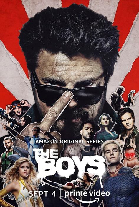 The Boys ~ Staffel 2