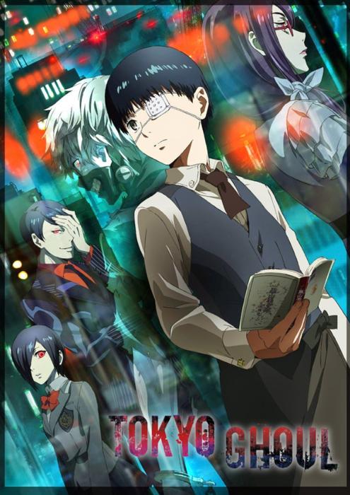 Tokyo Ghoul ~ Staffel 1