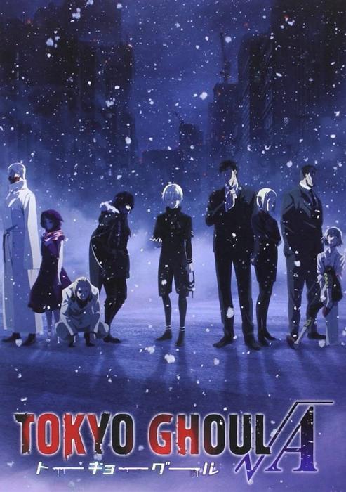 Tokyo Ghoul ~ Staffel 2 √A