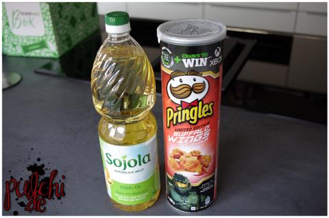 Sojola Soja-Öl || Pringles Limited Edition Buffalo Wings