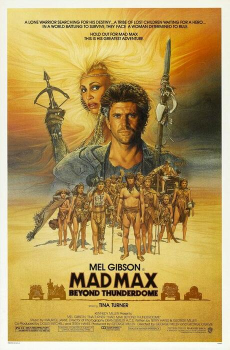 Mad Max III ~ Jenseits der Donnerkuppel