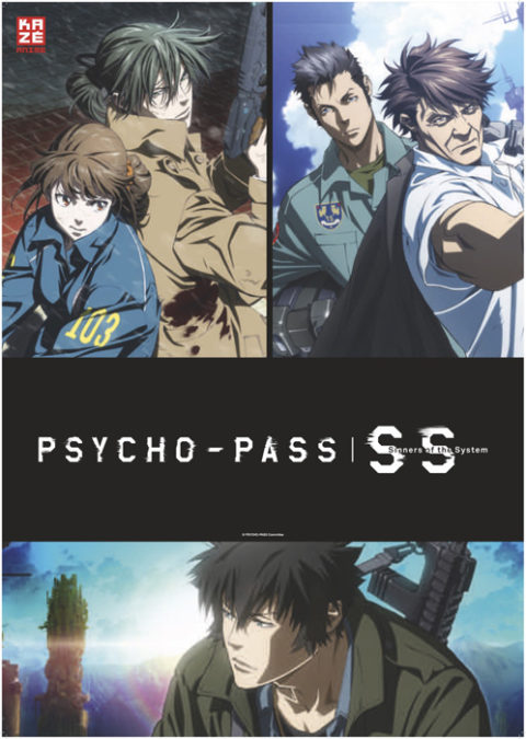 Psycho-Pass ~ Sinners of the System