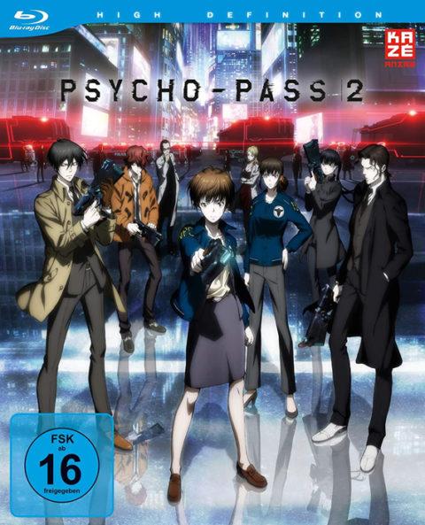 Psycho-Pass ~ Staffel 2