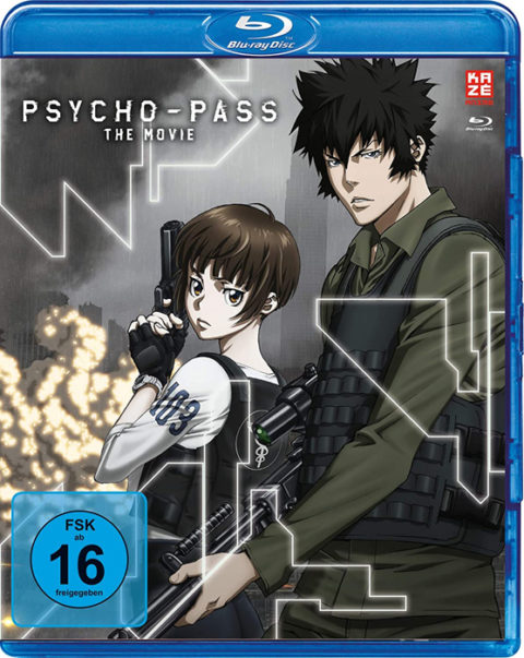 Psycho-Pass ~ The Movie