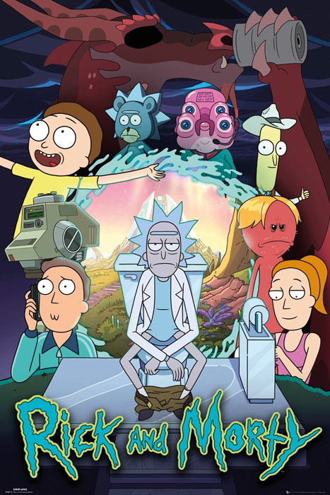 Rick and Morty ~ Staffel 4
