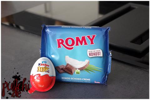 kinder Joy || Hosta ROMY