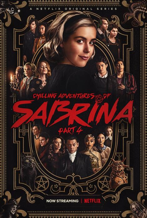Chilling Adventures of Sabrina ~ Staffel 4
