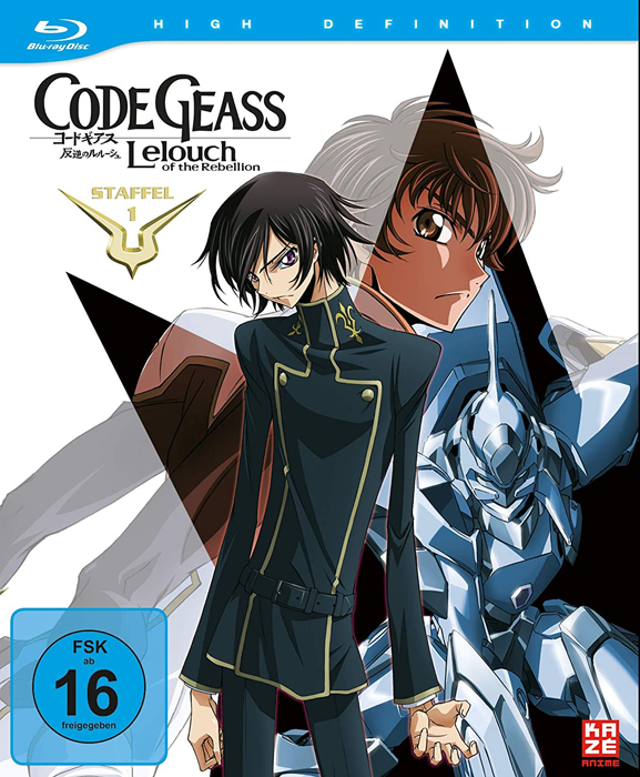 Code Geass ~ Lelouch of the Rebellion ~ Staffel 1